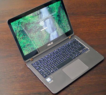 ASUS Zenbook Flip UX360UA, análisis: el convertible definitivo de ASUS