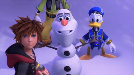¡Elsa y Olaf estarán en Kingdom Hearts III! Así es el reino de Frozen [E3 2018]