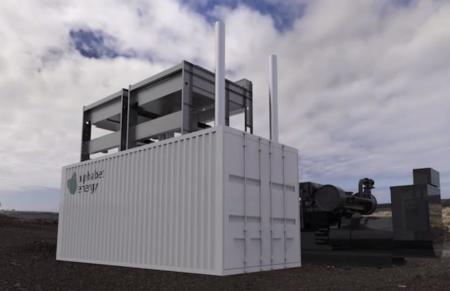 Alphabet Energy presume de una gran planta productora de electricidad que solo usa calor desperdiciado