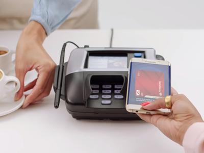 Samsung Pay llegará a España y Reino Unido muy pronto