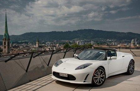 Tesla prepara un nuevo Roadster