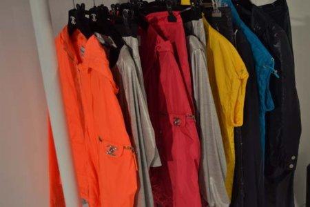 Abrigo deporte Chanel colección Primavera-Verano 2012