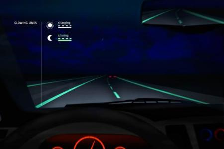 Smart Highway luces