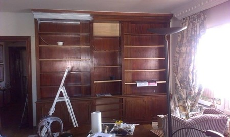 la coloreria mueble antes