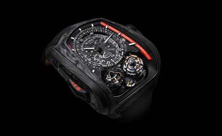 Reloj Twin Turbo Furious Bugatti 300+