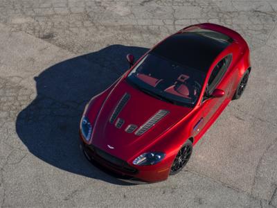 Aston Martin V12 Vantage S, ¿Querías más razones para no dejar de usar el cambio manual?