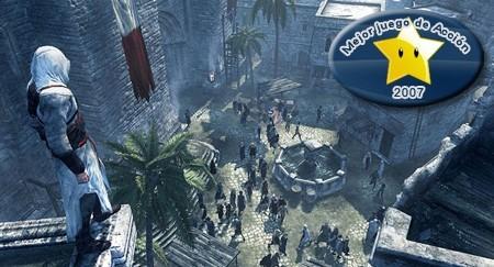 Lo mejor del 2007 en VidaExtra: mejor juego de Acción