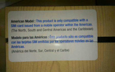 Galaxy Note 3 compatibilidad modelo americano