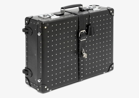 Alexander Mcqueen Globe Trotter Suitcase Collection