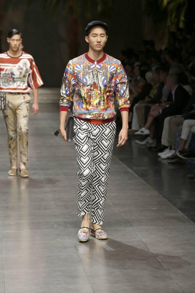 Dolce and Gabbana