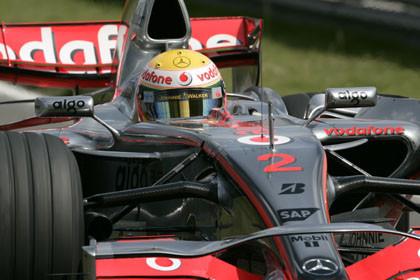 Hamilton pulsó el botón equivocado y perdió el título