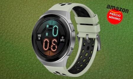 Más barato que nunca: el Huawei Watch GT 2e Active ahora sólo cuesta 98 euros en Amazon