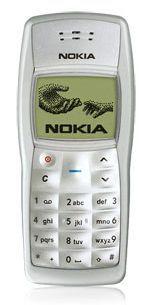 A los criminales les gusta el Nokia 1100