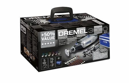Kit Dremel 3000 Packaging