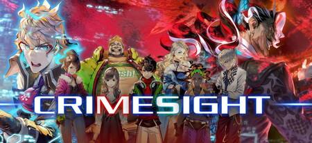 Lo nuevo de Konami se llama CrimeSight y es la clase de juego que nunca te esperarías del gigante nipón