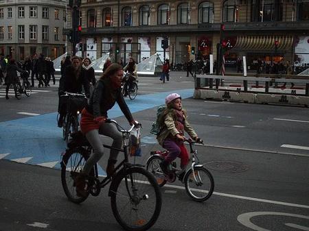 ¿Cual es el coste comparativo de la bicicleta y del coche para la sociedad?