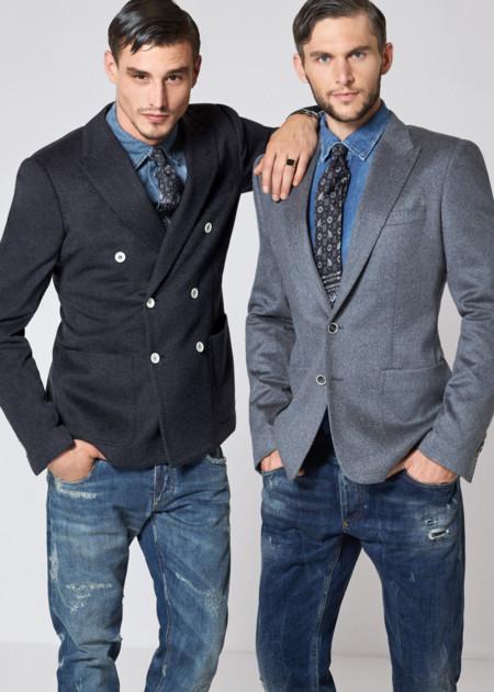 Dolce And Gabbana Spring Summer 2016 Denim Lookbook 007