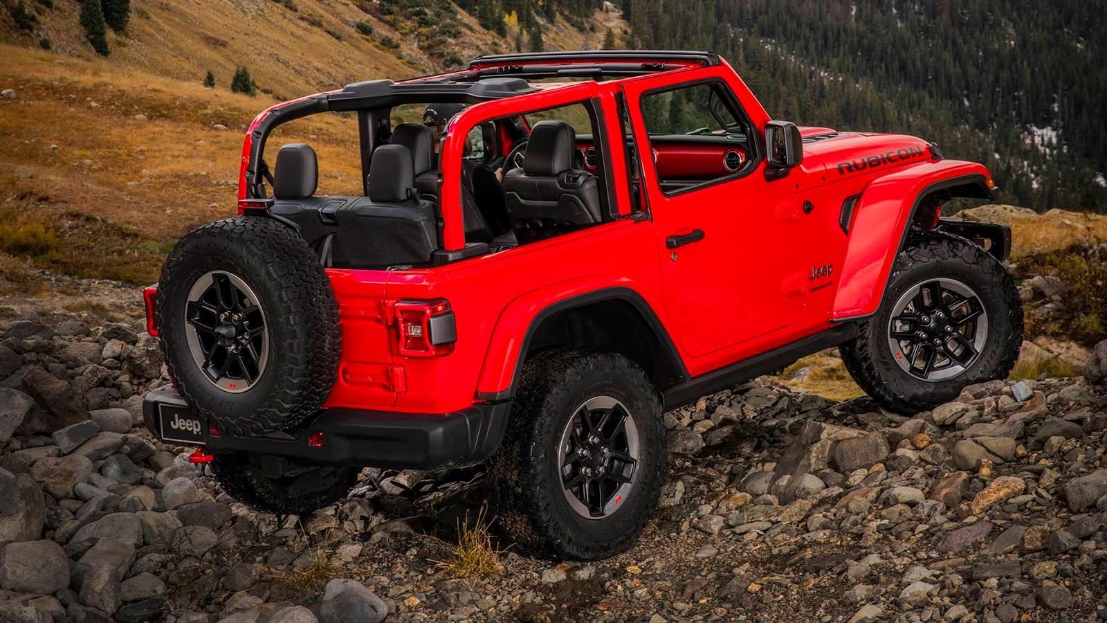 Foto de Jeep Wrangler 2018 (67/114)
