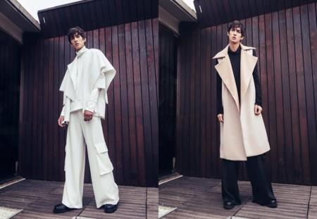 Raul Ozuna Fall Winter 2016 Gender Free Collection Trendencias Hombre