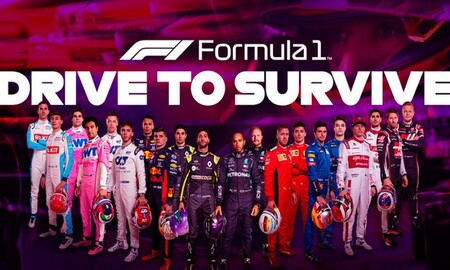 Drive To Survive F1 Netflix