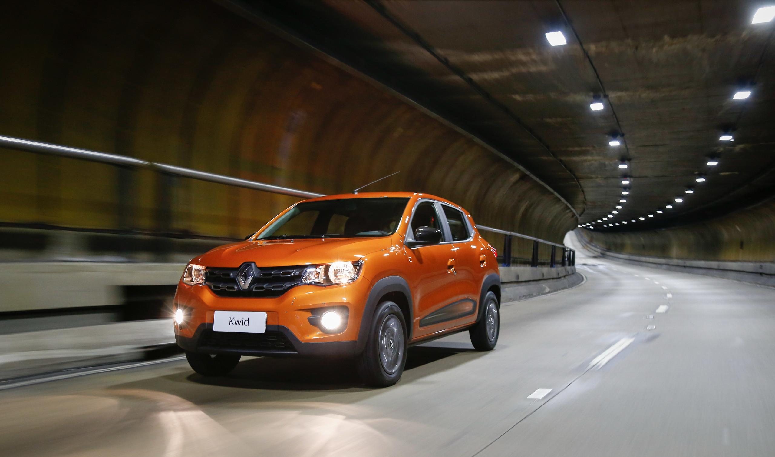 Foto de Renault Kwid (2/45)