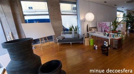 Culture Lab: el espacio del pintor
