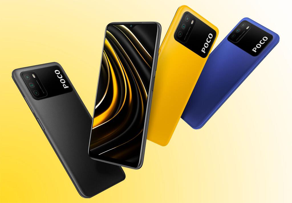 Xiaomi POCO M3: súper batería a precio de derribo y el 4G por bandera