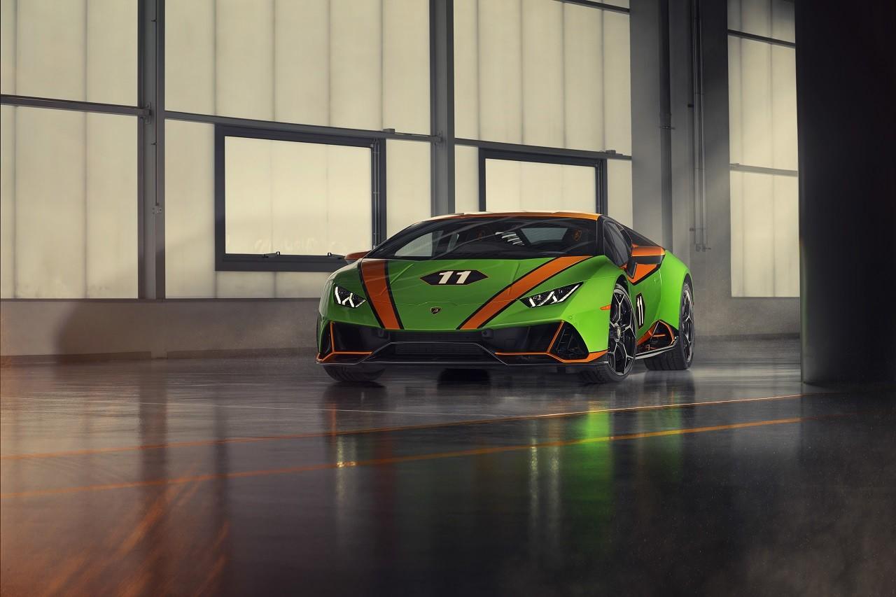 Lamborghini Aventador SVJ Roadster 63 y Huracán EVO GT, dos nuevos modelos de edición limitada…que ya tienen...