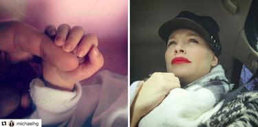 Seis días después de ser madre, la cantante Soraya ya tiene la etiqueta de mala madre
