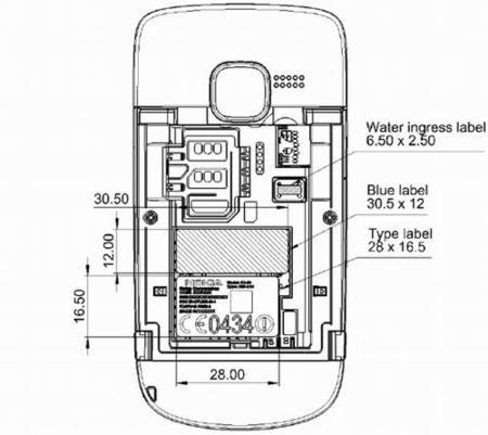 Nokia C3, aprobado el nuevo modelo en la gama económica de Nokia