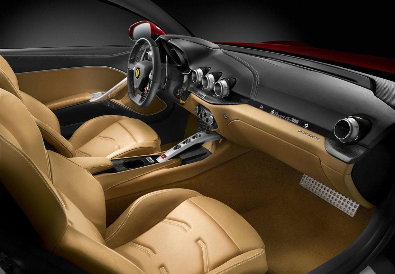 Foto de Ferrari F12 Berlinetta (7/7)