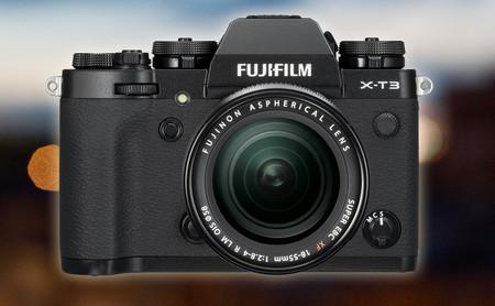 Fujifilm X-T3, toda la información sobre la renovada sin espejo de gama alta que estrena el sensor X-Trans CMOS 4