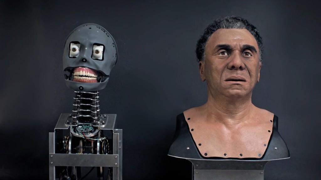 Mesmer: la plataforma que da vida a alguna nueva generación de robot humanoides increíblemente realistas