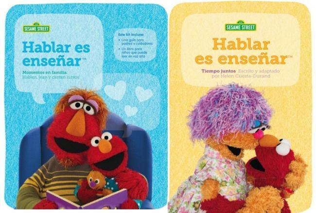 Hablar es enseñar: los personajes de Barrio Sésamo nos ayudan a estimular el lenguaje del niño