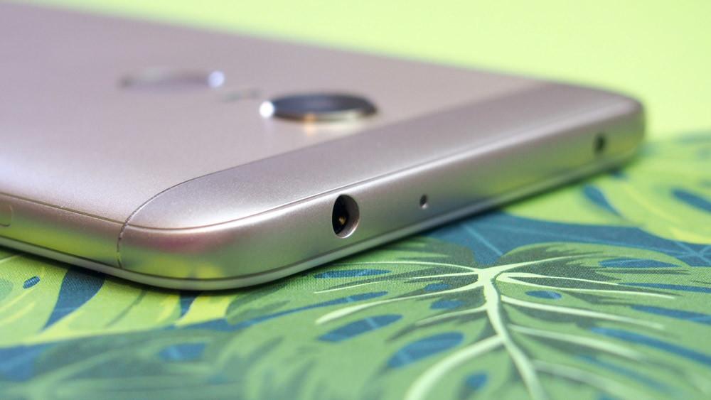 Foto de Xiaomi Redmi 5 Plus (Note 5), diseño (6/7)