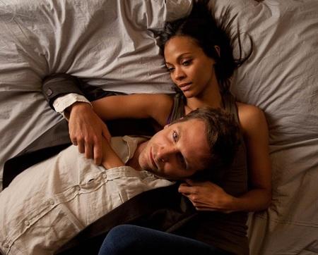 Bradley Cooper y Zoe Saldaña han cortado, pero de buen rollito