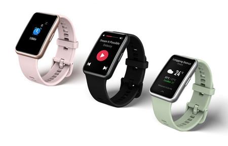 Huawei Watch Fit lanza disponibilidad de precios en México