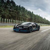 Para grabar un Bugatti Chiron a 400 km/h se necesita otro Chiron. Este es el making of del vídeo del récord de 0-400-0 km/h