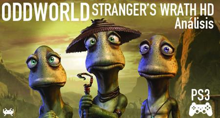 'Oddworld: Stranger's Wrath HD' para PS3: análisis