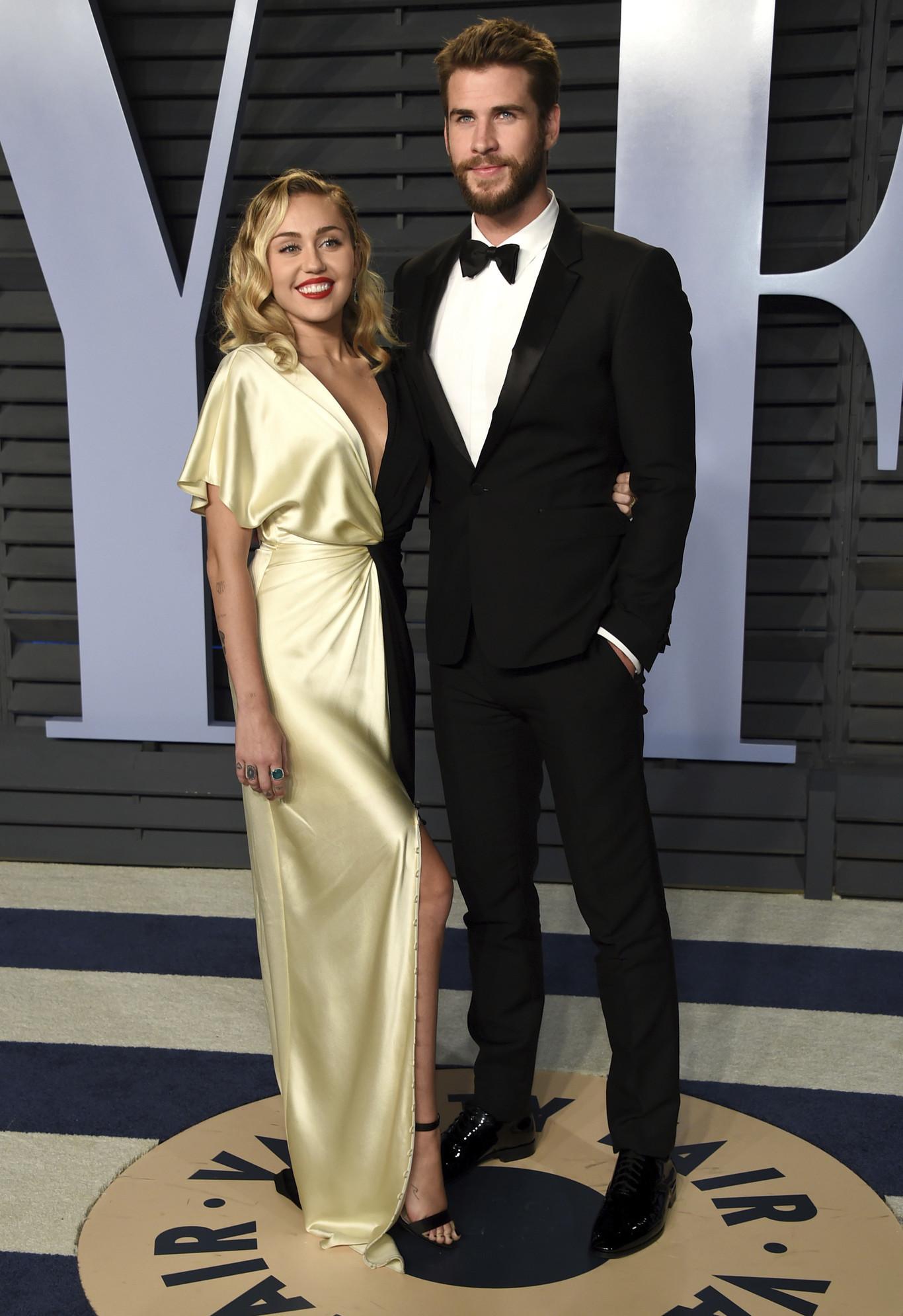 96d5a60f3 Morimos de amor con las palabras que le dedica Miley Cyrus a su marido por  su cumpleaños
