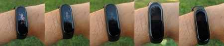 Brillo Mi Band