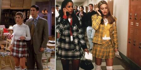La falda escocesa vuelve a estar tan de moda como en los 90 y estas son las que más nos gustan de las tiendas