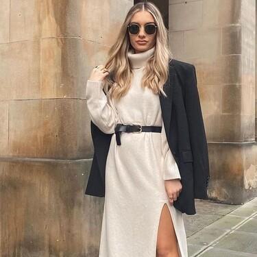 Ocho estilos de vestidos que serán tendencia esta temporada otoño invierno 2021 en H&M