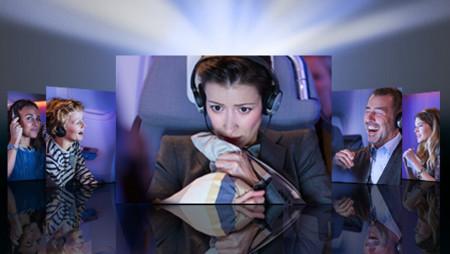 Lufthansa te pondrá la película que quieras directamente en tu smartphone o tablet