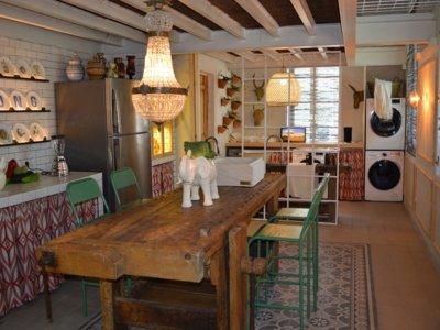 Materiales de ayer para cocinas de hoy. Casa Decor nos inspira con Guille García Hoz