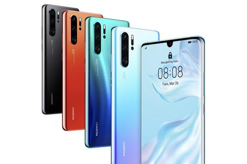 Huawei P30 Pro: la gama alta de Huawei se arma con más tamaño de pantalla y cuádruple cámara trasera