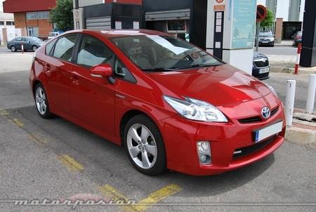 Toyota Prius a GLP, prueba de larga duración