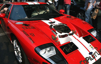 Ford GT Gumball 3000