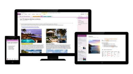 OneNote llega a Mac y ya está disponible gratis en las principales plataformas