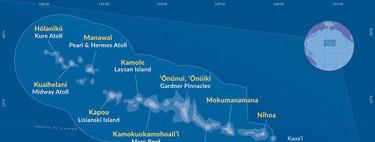 Esta es la mayor área marina protegida del mundo y alberga también la esponja más grande